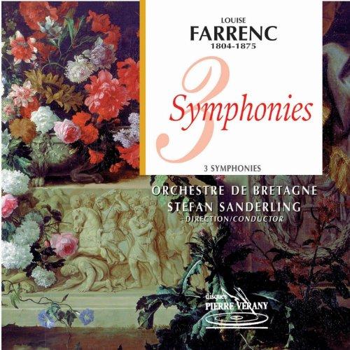 Farrenc : Les 3 symphonies