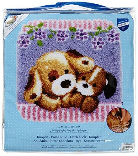 Kit per fabbricare tappeti