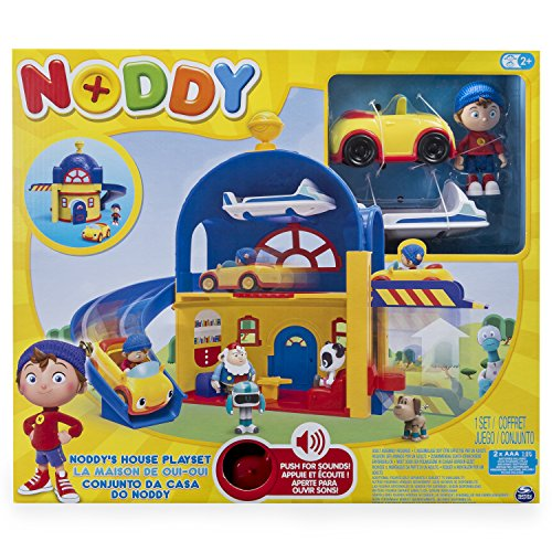 Noddy House Playset With Sound