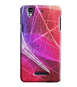 Blue Throat Colored Nest Effect Printed Designer Back Cover/ Case For Micromax Yu Yureka