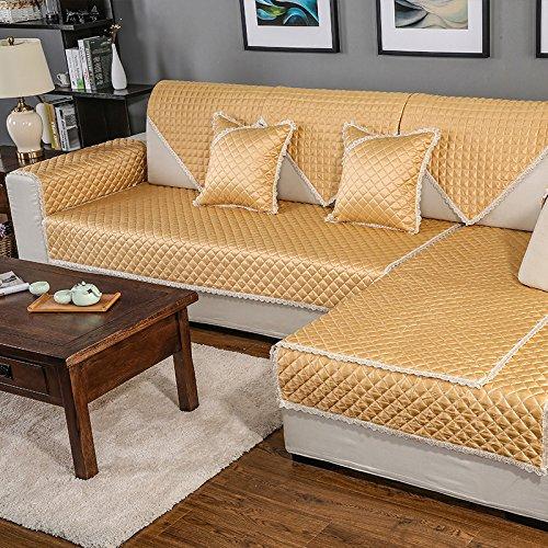 HL-cuscino per divani, colore puro, semplice divano moderno ...