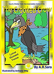 The Crooked Crow – Illustrated Lyrical Editon