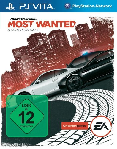 Need for Speed: Most Wanted - Ps M Spiele Vita