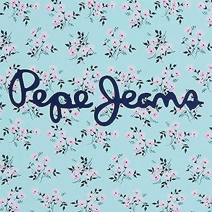 Pepe Jeans Denise Equipaje de mano, 32 litros, 50 cm, Azul