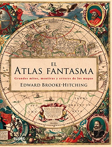 El atlas fantasma por Edward Brooke-Hitching