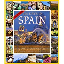 365 Days in Spain (Picture-A-Day Wall Calendars)