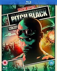 Reel Heroes: Pitch Black [Blu-ray] [Region Free]