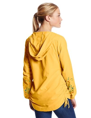Royal Robbins Shore Line Damen Cover Up Long Sleeve Shirt zitronengelb
