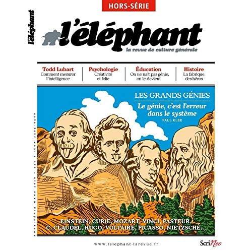 Hors-série L'éléphant - Les génies