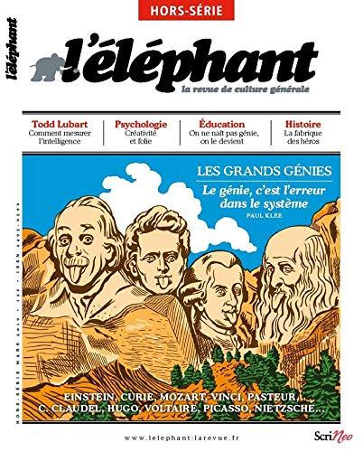L'éléphant - Hors-série - Les génies par  Collectif