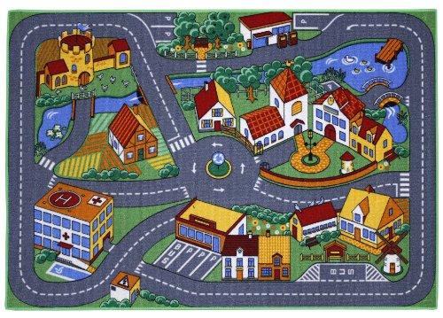 Associated Weavers Spielteppich Stadt 95 x 133 cm - 2