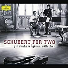 Schubert For Two - Transcriptions pour guitare et violon