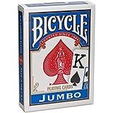 Bicycle Standard and Jumbo Juego de Cartas - Póker, Rummy, Euchre, Pinochle, Juegos de Cartas