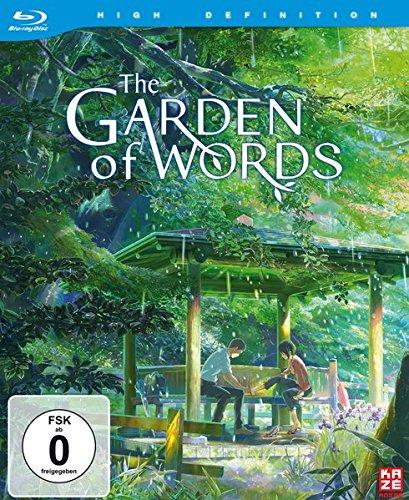 Bild von The Garden of Words - Limited Edition [Blu-ray]