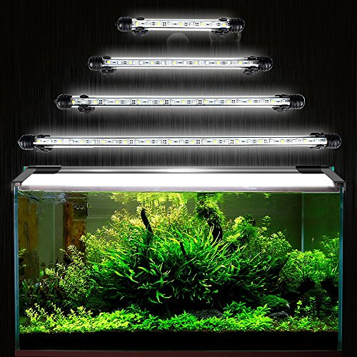 Docean Lampe submersible pour aquarium, 9 LED 5050SMD,...
