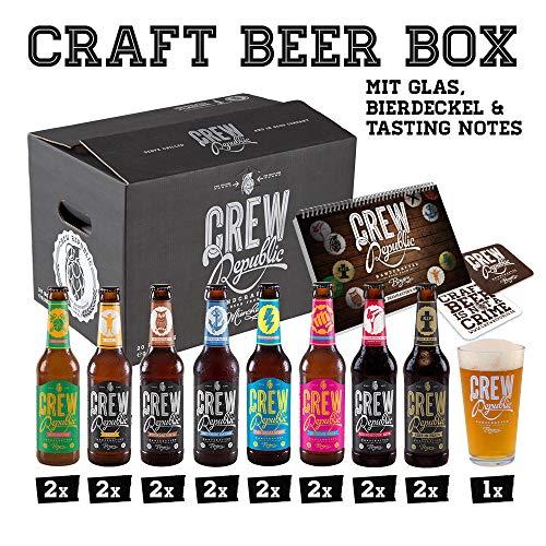 CREW Republic Craft Beer Geschenkbox