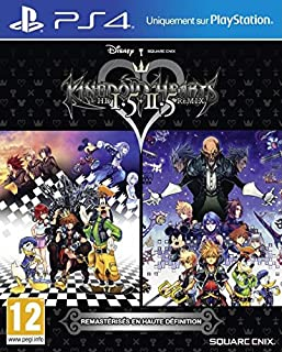 Kingdom Hearts Hd 1.5 + 2.5 Remix (B01MRN9F58) | Amazon Products