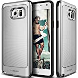 Coque Galaxy Note 5, Caseology [Vault Séries] Souple TPU Slim Protection [Argent] [Antichoc], pour Galaxy Note 5 (2015)