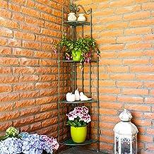 suchergebnis auf f r pflanzen eckregal. Black Bedroom Furniture Sets. Home Design Ideas