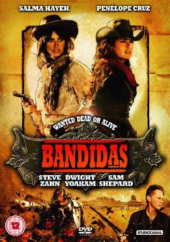 Bandidas [DVD] by Penélope Cruz
