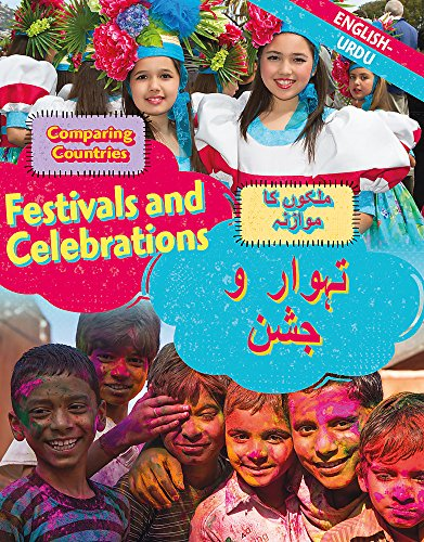Comparing Countries: Festivals and Celebrations (English/Urdu) (Dual Language Learners)