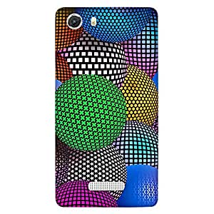 Micromax Unite 3 Q372 Designer Soft Case Back Cover by Fasheen