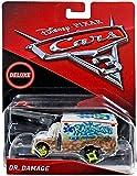 Disney Pixar Cars 3 - Dr. Damage (diecast métal 1:55 échelle)