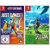 Just Dance 2017 -  [Nintendo Switch] & The Legend of Zelda: Breath of the Wild [Nintendo Switch]