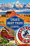Best Road Trip Routes - Lonely Planet USA's Best Trips (Travel Guide) Review