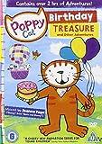 Poppy Cat: Birthday Treasure [Reino Unido] [DVD]