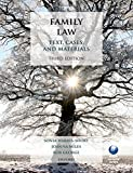 Family Law Text, Cases, and Materials 3/e
