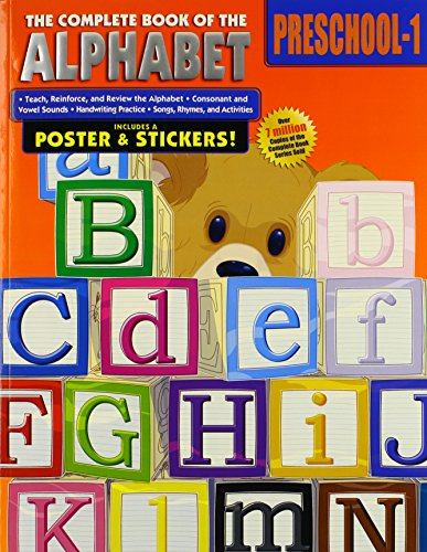 The Complete Book of the Alphabet, Grades Preschool-1