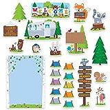 Creative Teaching Prensa Woodland amigos bosque
