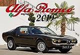 Alfa Romeo 2019: Der Kalender für Alfisti