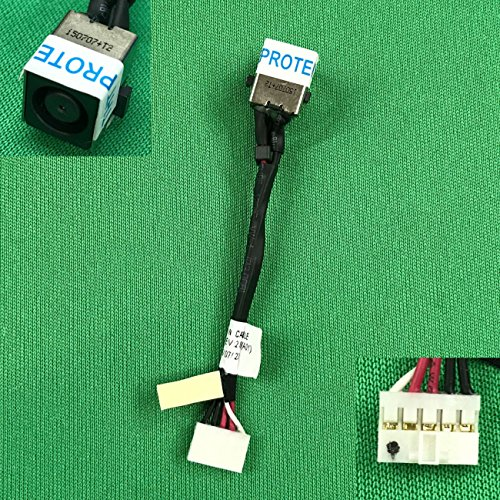 DC Jack Powerbuchse Netzteilbuchse DC IN cable komp. für DELL P/N: 0PKHWY, PKHWY