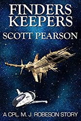 Finders Keepers (A Cpl. M. J. Robeson Story) (English Edition)