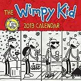 The Wimpy Kid 2013 Calendar Illustrated by Jeff Kinne (Wall Calendar)