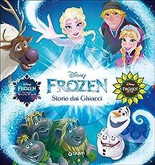 Idea Regalo - Storie dai ghiacci. Frozen. Ediz. illustrata