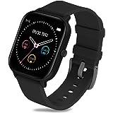 GerbGorb Smartwatch Donna, Orologio Fitness Tracker Impermeabil IP67 Cardiofrequenzimetro Sonno Salute delle Donne Contapassi