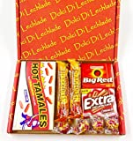 Cinnamon spicy hot American sweets box by Dolci Di...