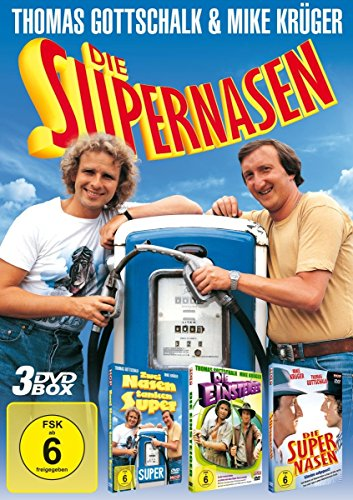 Die Supernasen [3 DVDs]