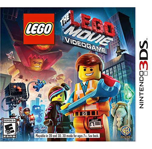 The LEGO Movie Videogame - Nintendo 3DS Standard Edition by Warner Home Video - Games (Für Nintendo Lego Movie Ds Game)