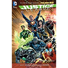 Justice League Vol. 5: Forever Heroes (The New 52) (Justice League Graphic Novel)
