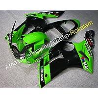 Ventas calientes, carenado de moto para Kawasaki Ninja 636 ZX-6R ZX6R 2003 2004