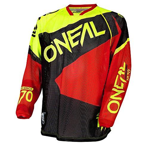 oneal-hardwear-mx-jersey-le-flow-vented-hivis-rot-neon-farbig-motocross-cross-motorrad-enduro-0027-9