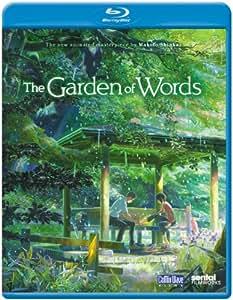 Garden of Words [Blu-ray] [2013] [US Import]
