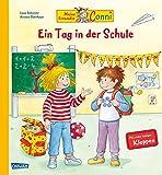 Meine Freundin Conni - Ein Tag in der Schule: Sachbuch mit vielen Klappen (Conni-Bilderbücher)