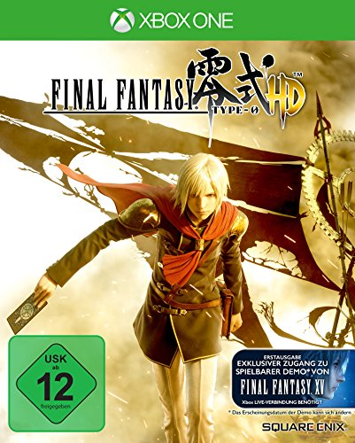 Koch Media GmbH Final Fantasy Type-0 HD
