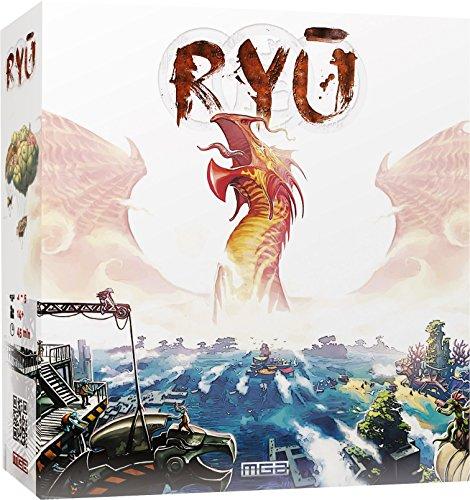 Asmodée Ryu Game