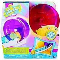 Spin Master 6040191–ZhuZhu Pets–Roue de Hamster avec tunnel